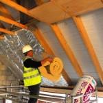 Roofing Insulation in Burton