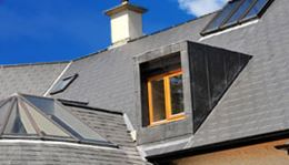 Bespoke roofing services in Stafford