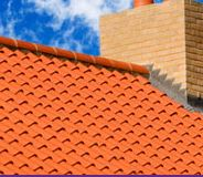 Roofing Materials in Stone